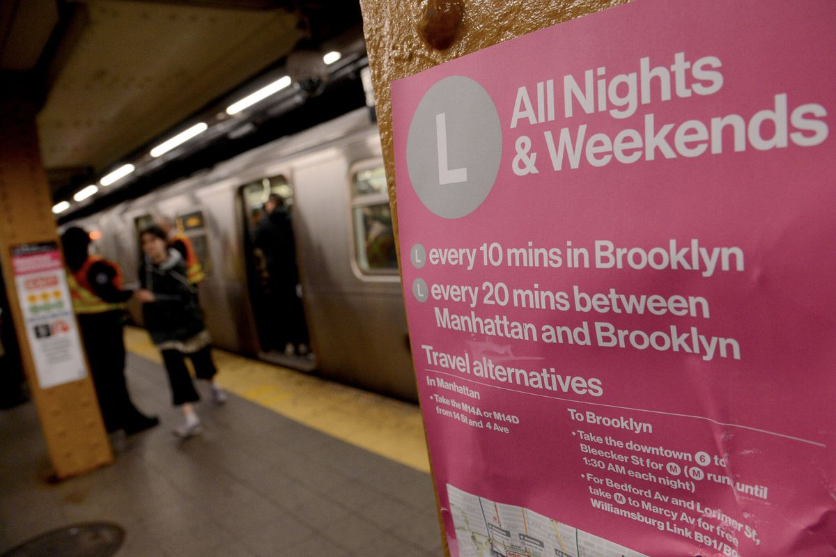 Major service changes coming to L train stops to improve