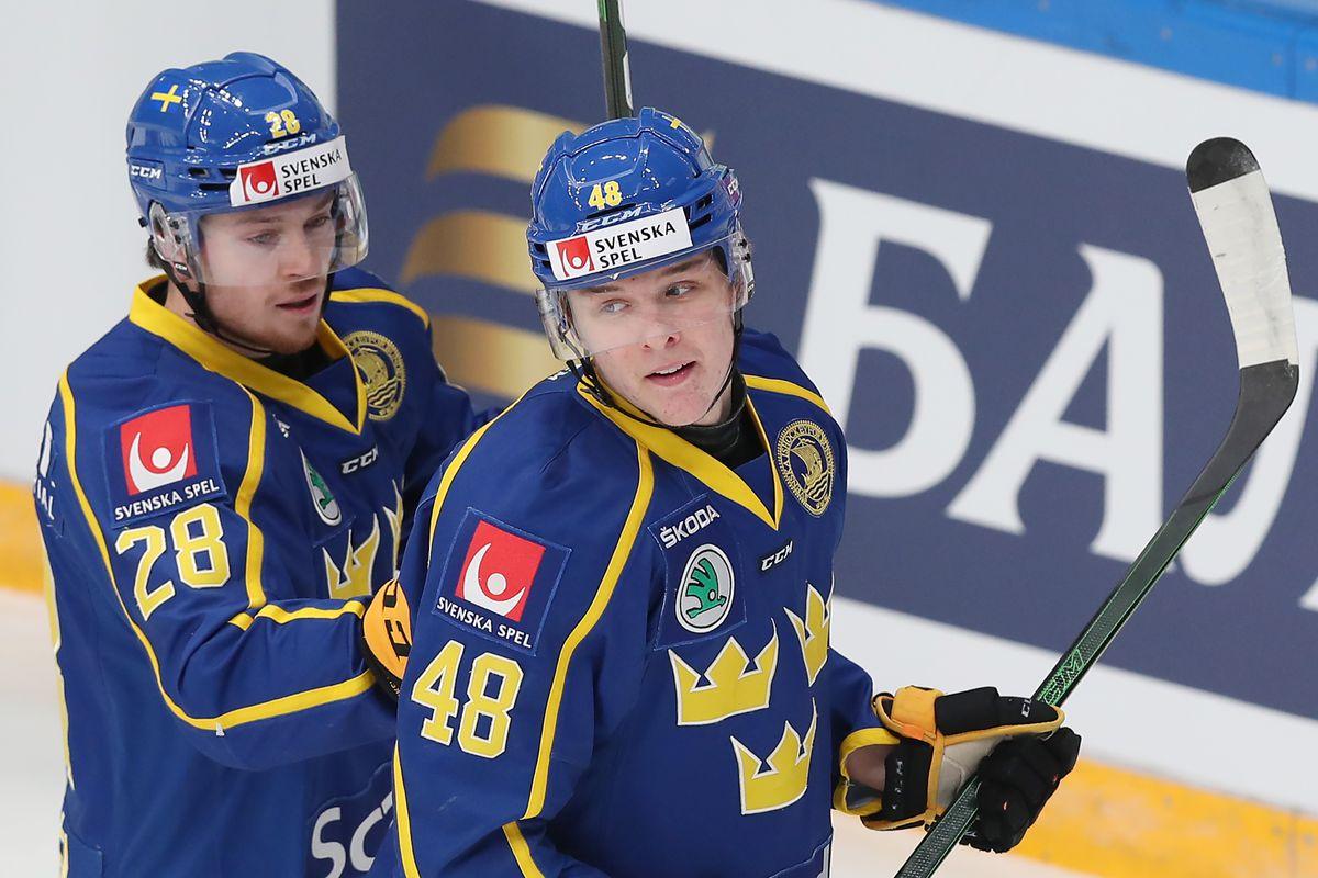 Channel One Cup: Czech Republic vs Sweden