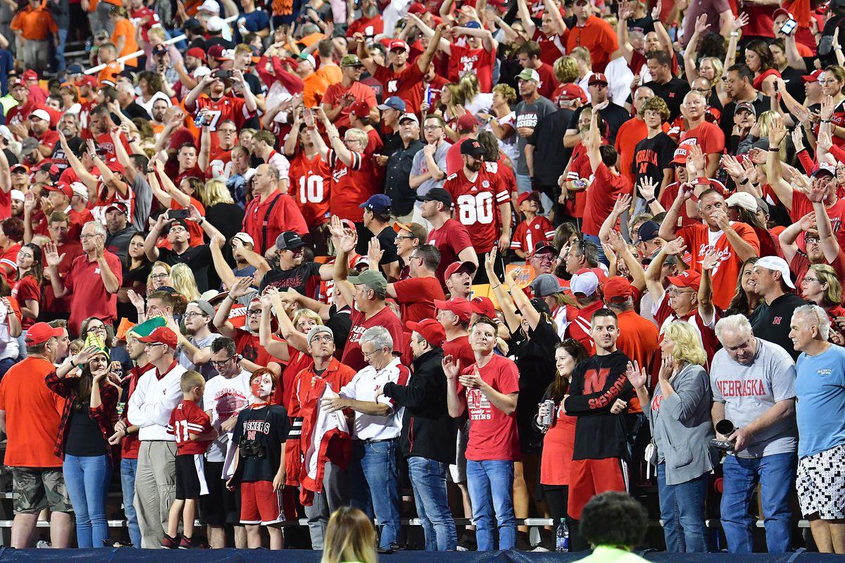 COLLEGE FOOTBALL: SEP 21 Nebraska at Illinois