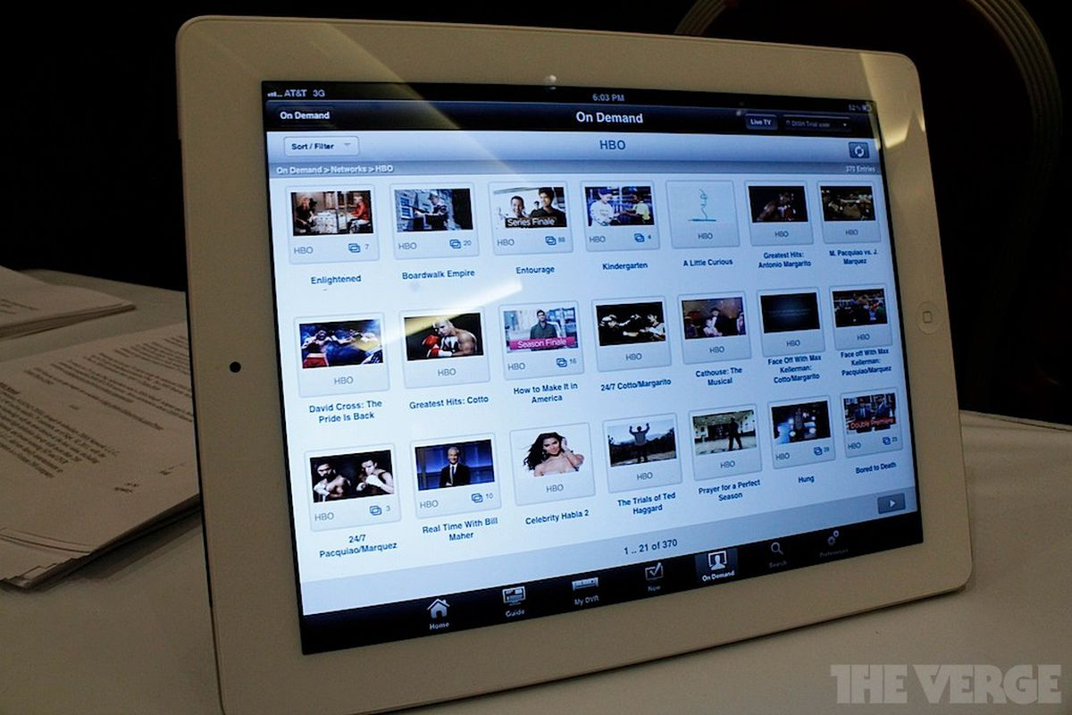Dish Remote Access app updated, now streams on-demand video on iPad