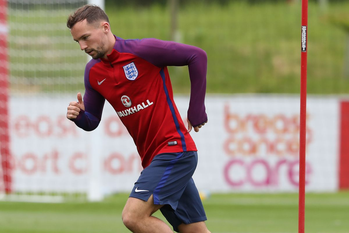 Danny Drinkwater's foray at the Euros will have to wait another four years.