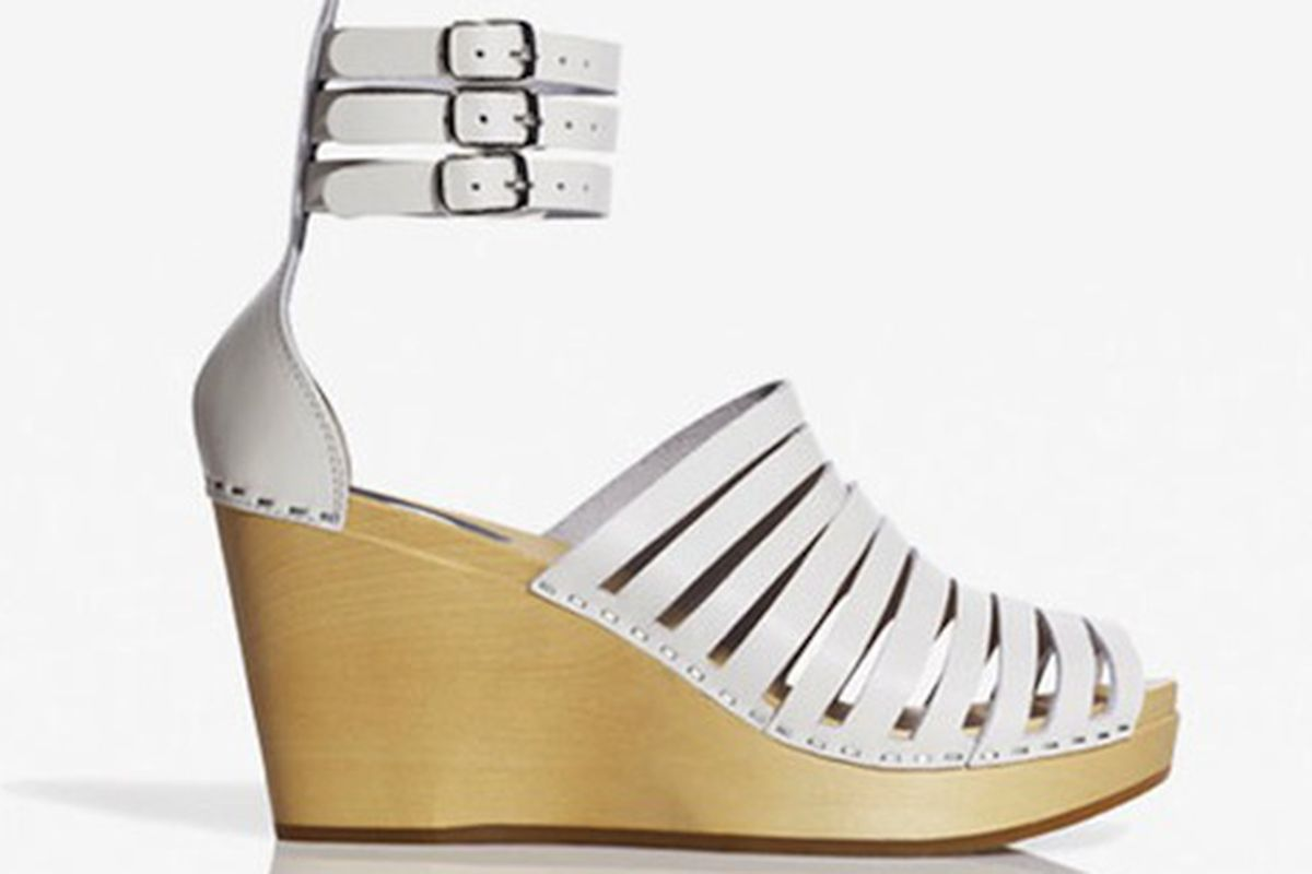 Yes, please! This Swedish Hasbeens shoe is just one of three collections H&M launches this month.