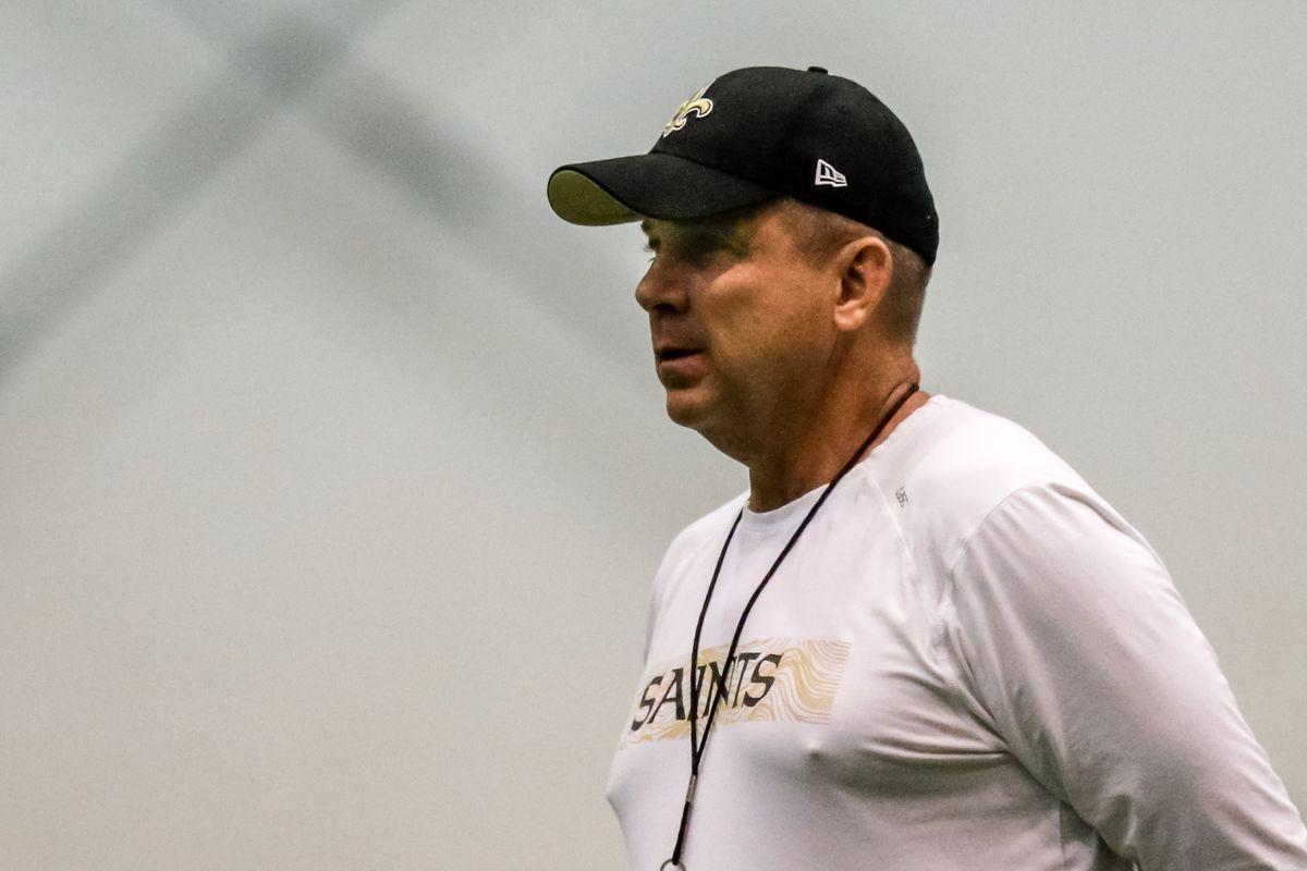 NFL: JUN 04 New Orleans Saints OTA