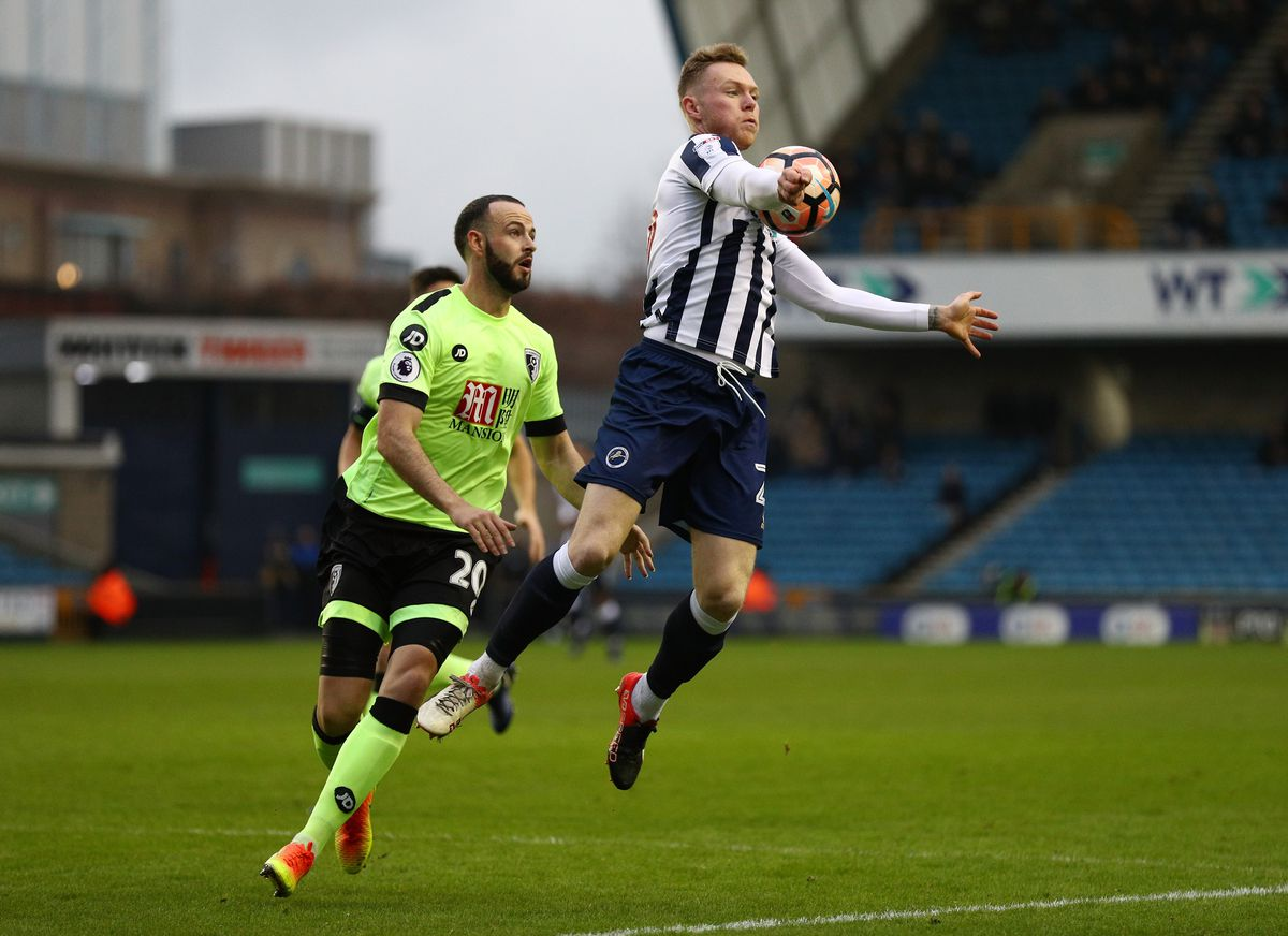 Millwall v AFC Bournemouth - The Emirates FA Cup Third Round