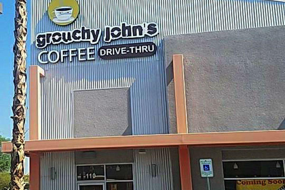 Grouchy Johns Coffee