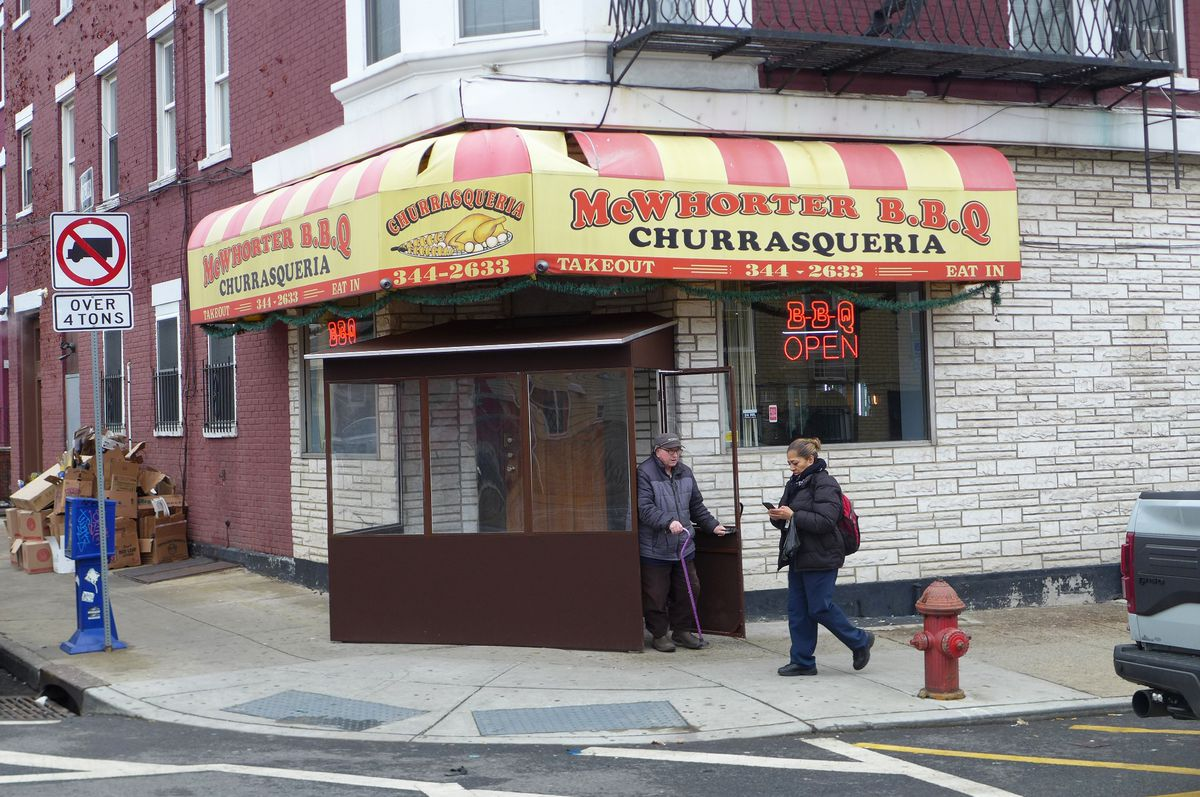 Ironbound's McWhorter Barbecue
