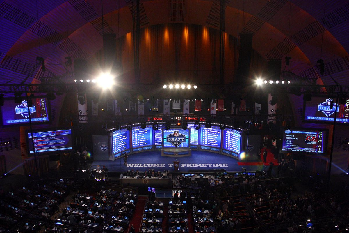 2012 NFL Draft - First Round