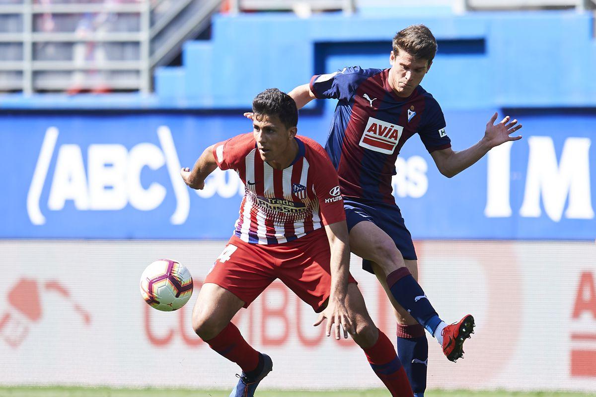 SD Eibar v Club Atletico de Madrid - La Liga