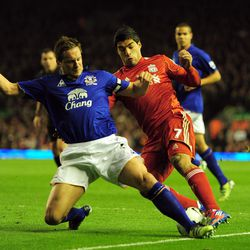 Jagielka saw his knee ligament issue flare up again in the 2011-12 season
