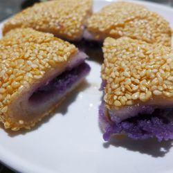 Purple Yam Pan