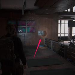 The Descent Safe location