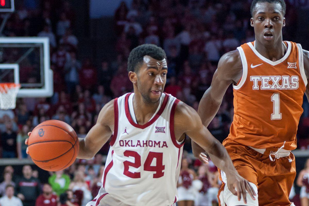 COLLEGE BASKETBALL: MAR 03 Texas at Oklahoma