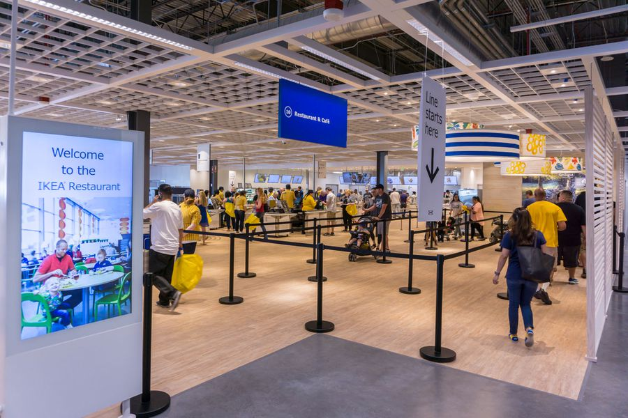 12 things you need to know about the very first ikea in for Ikea portland directions