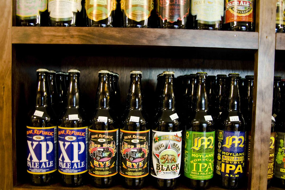 Craft brewers are running out of original names.