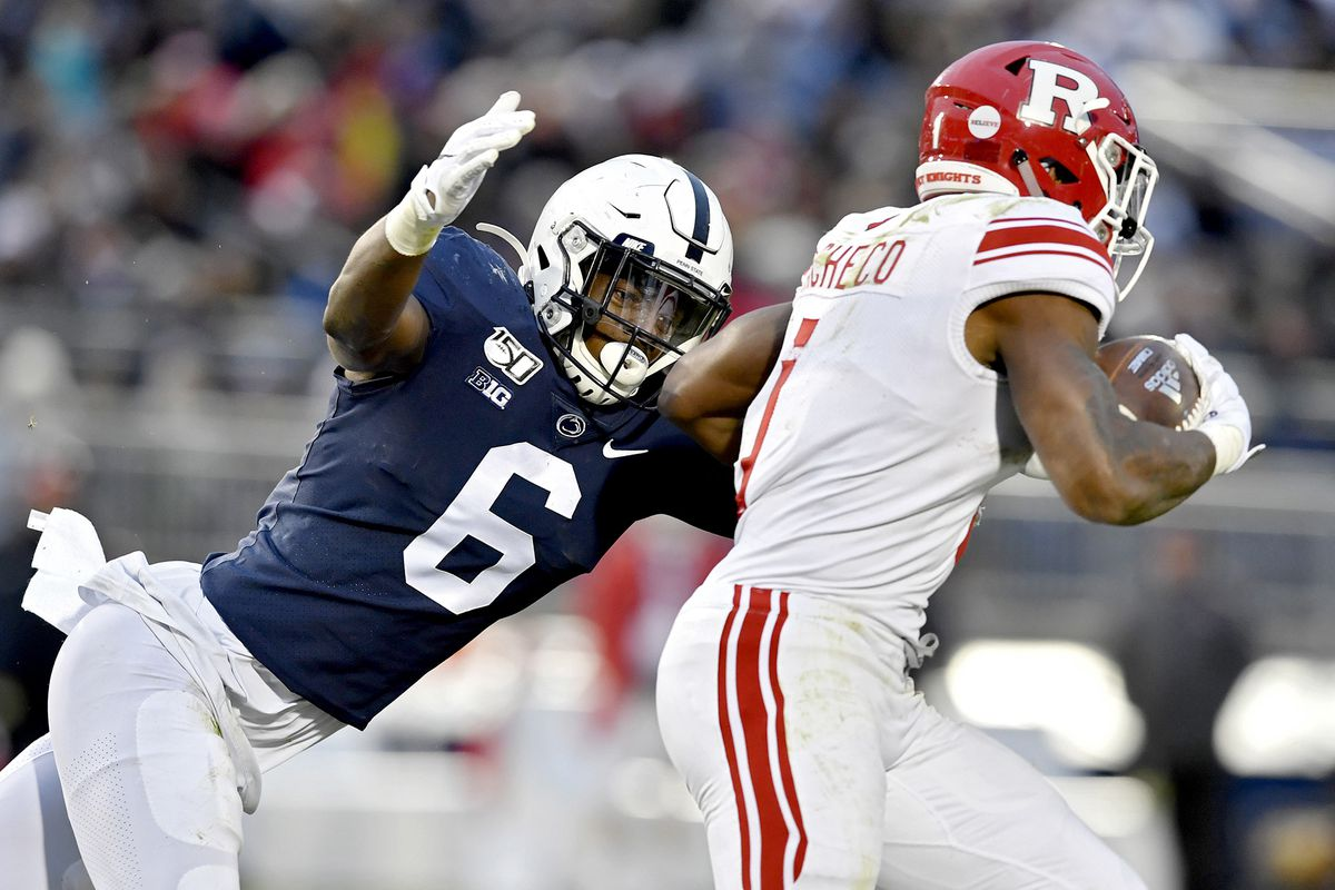 Rutgers at Penn State