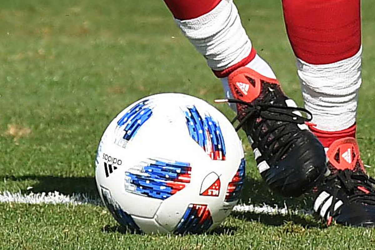 MLS: New York Red Bulls vs New England Revolution