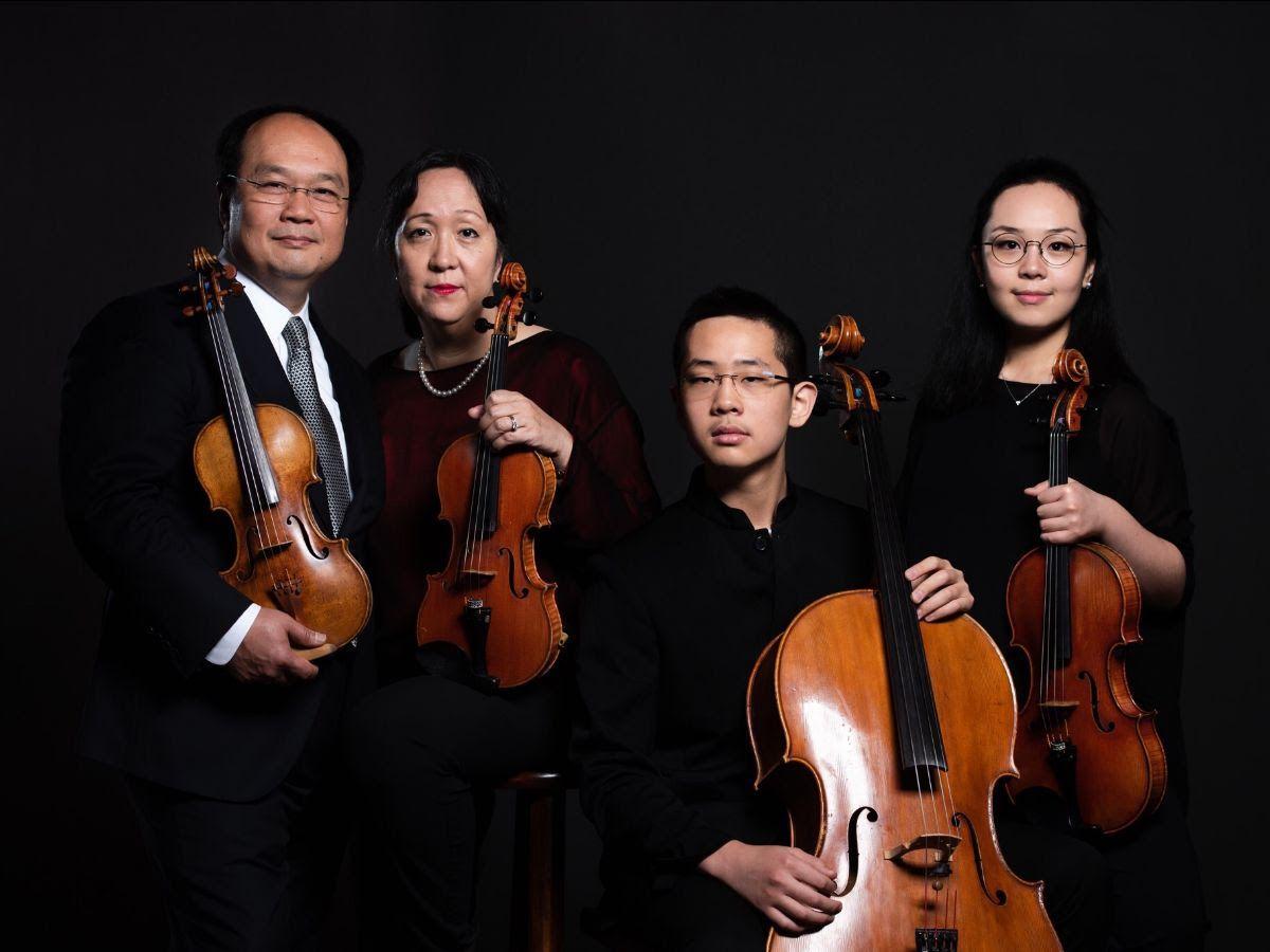 The Chen String Quartet