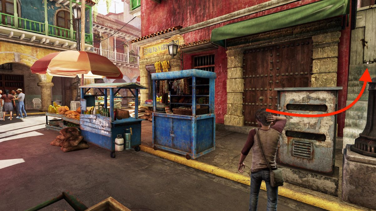 Uncharted 3: Drake's Deception 'Greatness from Small Beginnings' treasure locations guide