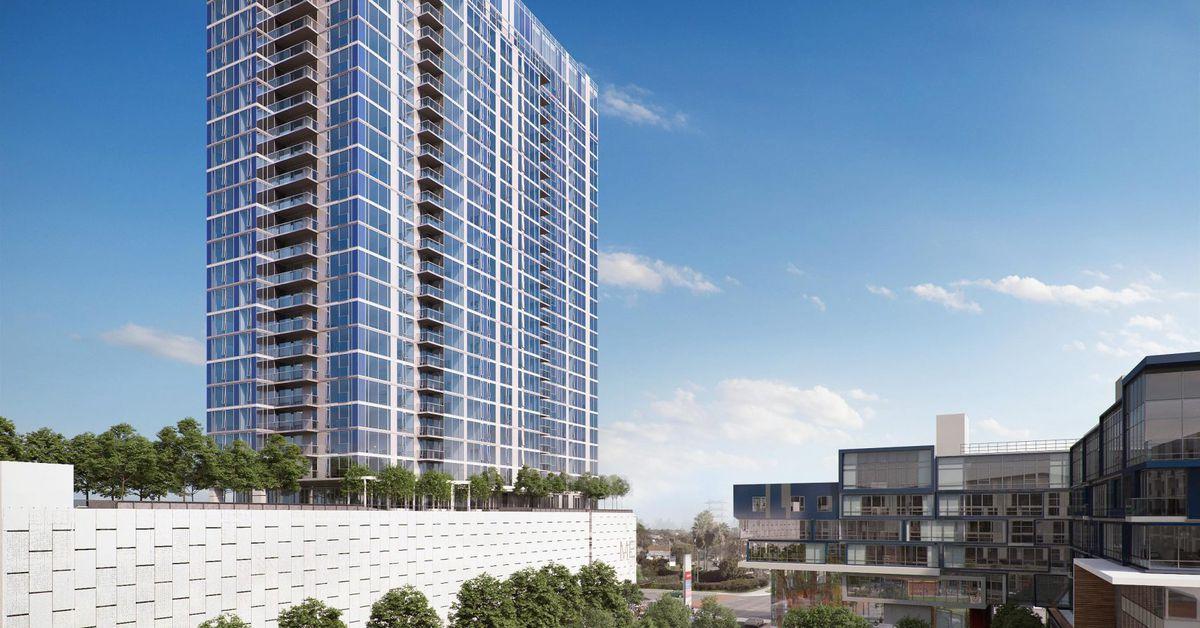 Cumulus First Renderings For Big West Adams Development