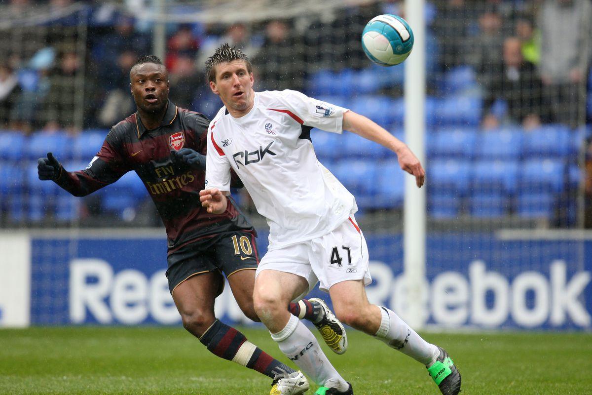 Soccer - Premier League - Bolton Wanderers vs. Arsenal