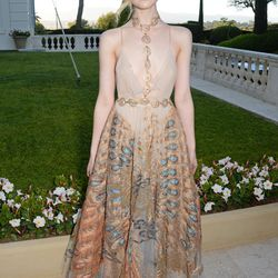 Elle Fanning in Valentino spring 2016 couture