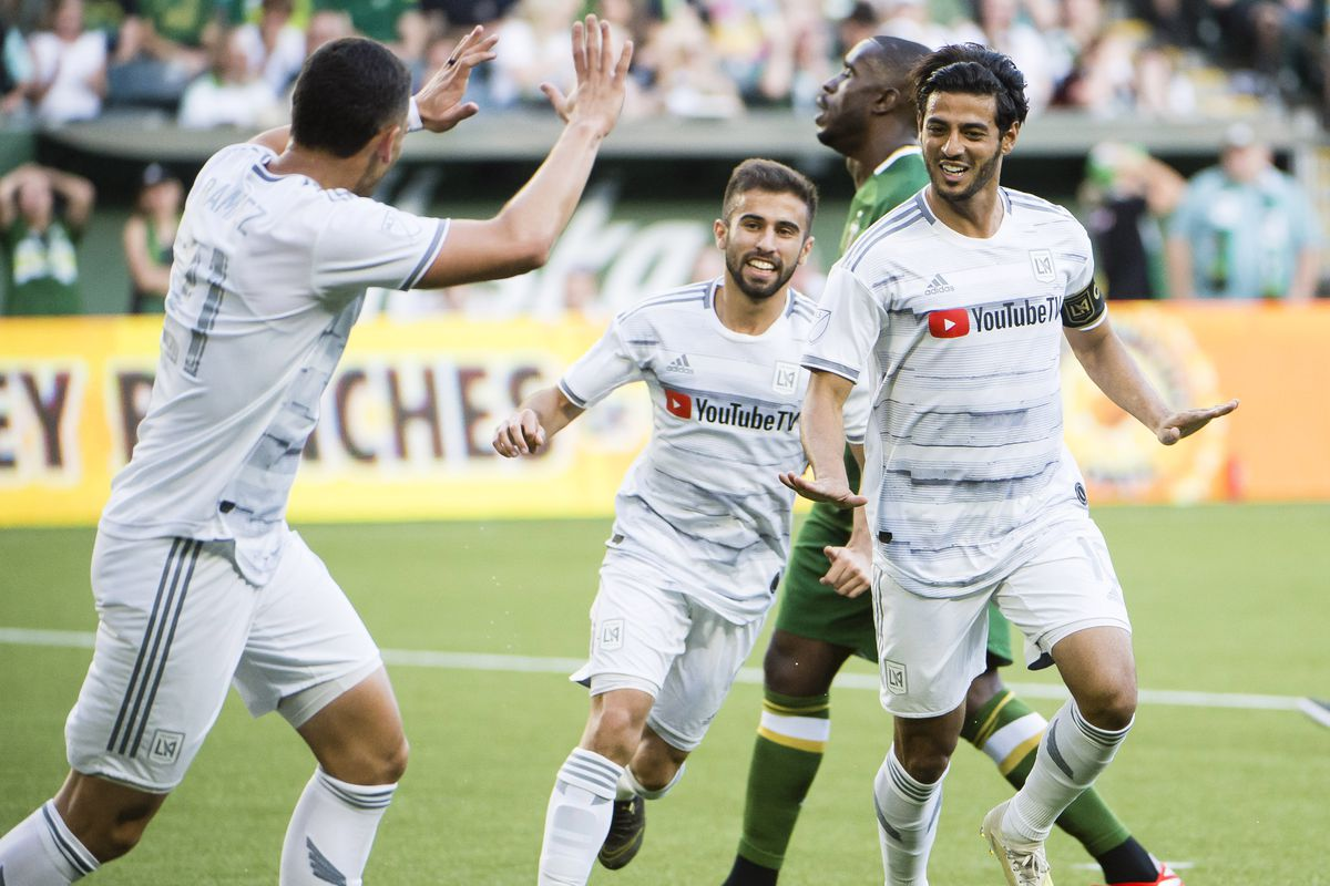 b59cad9e9b1 Power Win in PDX: Portland Timbers 2, LAFC 3 - Angels on Parade