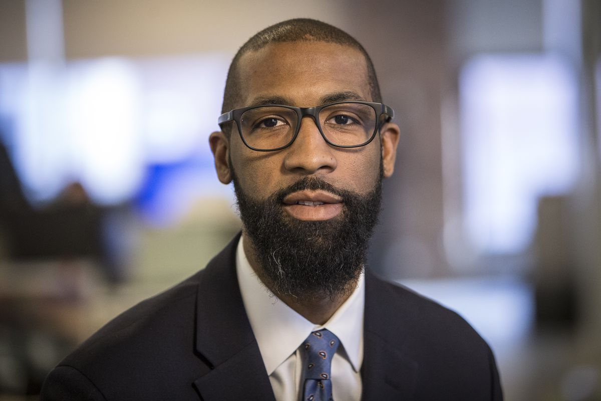Illinois state Rep. Curtis J. Tarver II, 25th District