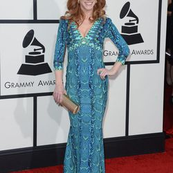 Yikes. Kathy Griffin looking more vacation-ready than red carpet.