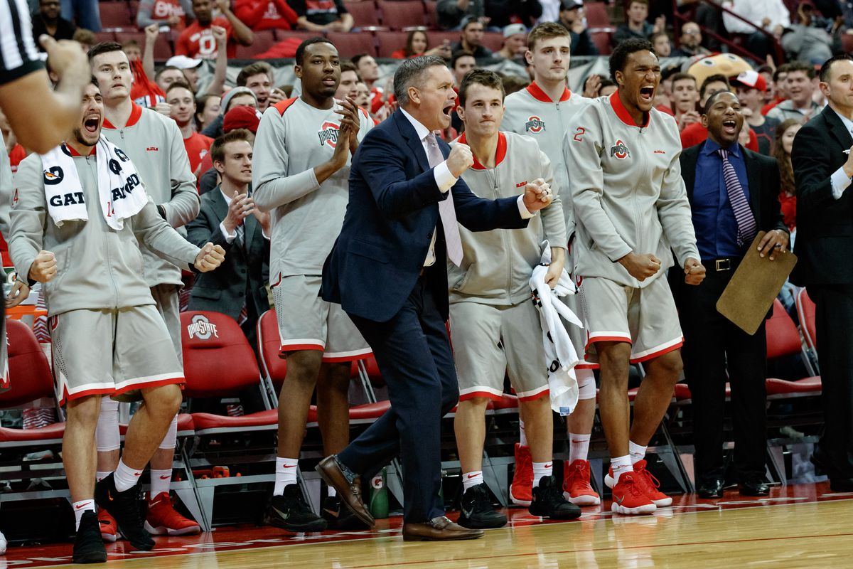 COLLEGE BASKETBALL: JAN 11 Maryland at Ohio State