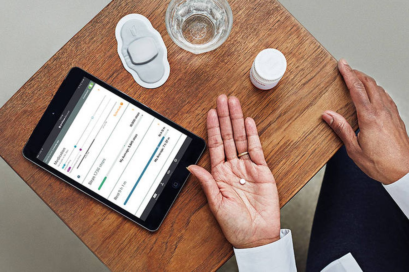 the fda has approved the first digital pill