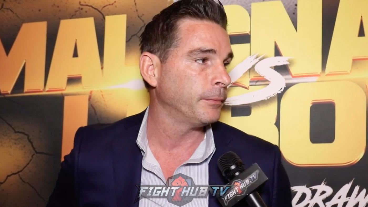 BKFC's David Feldman discusses making Malignaggi-Lobov a reality