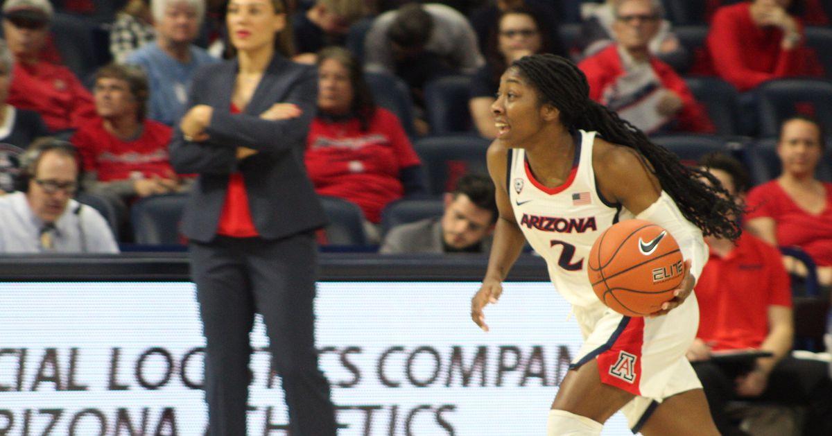Arizona women's basketball falls to ASU in Tempe - Arizona ...