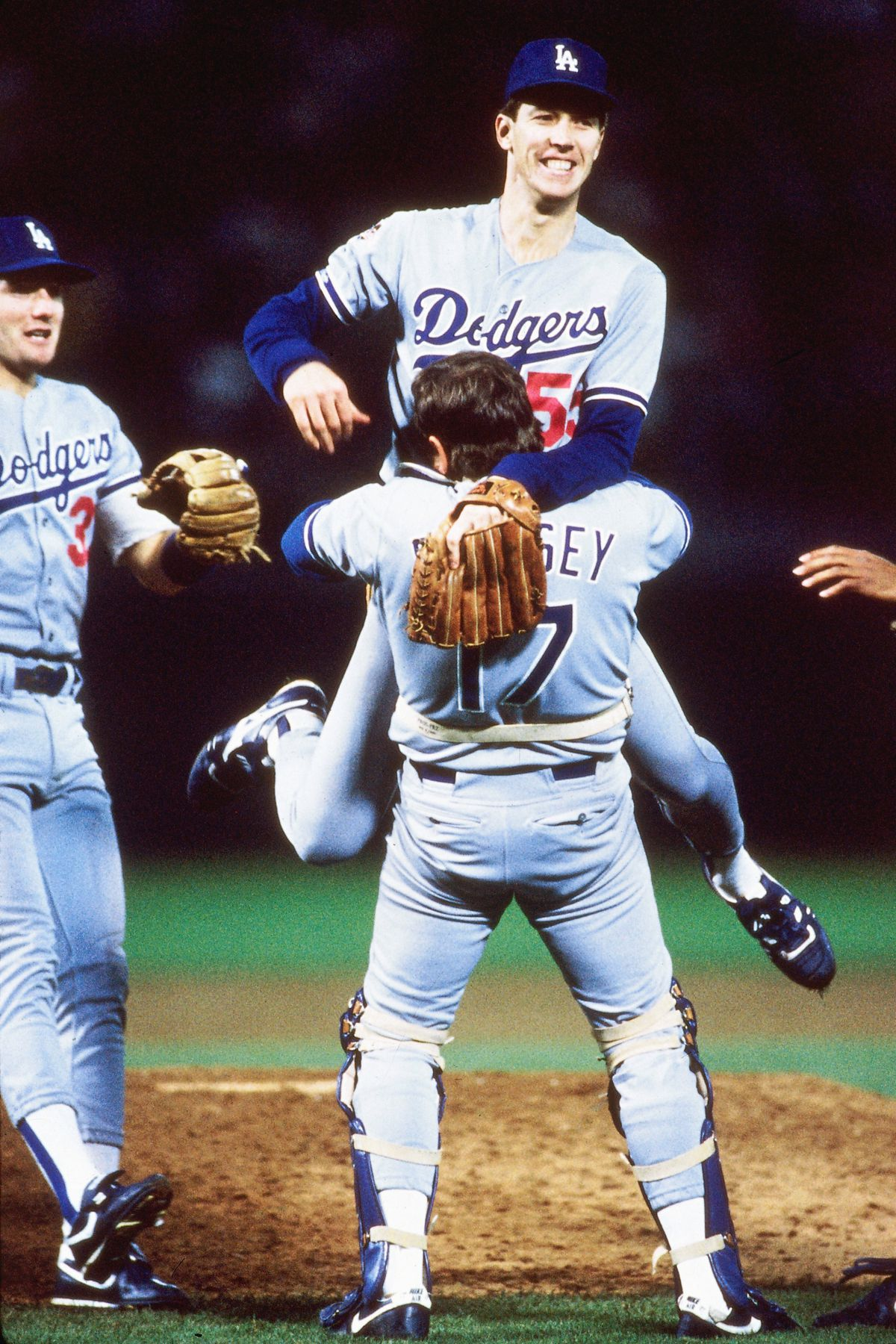 1988 World Series: Los Angeles Dodgers v Oakland Athletics