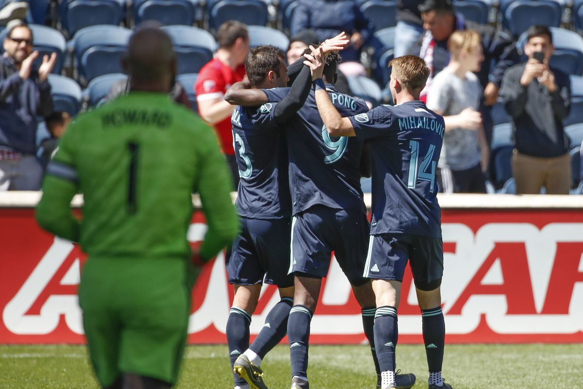 Chicago Fire 4, Colorado Rapids 1: Quick & Dirty Recap - Hot