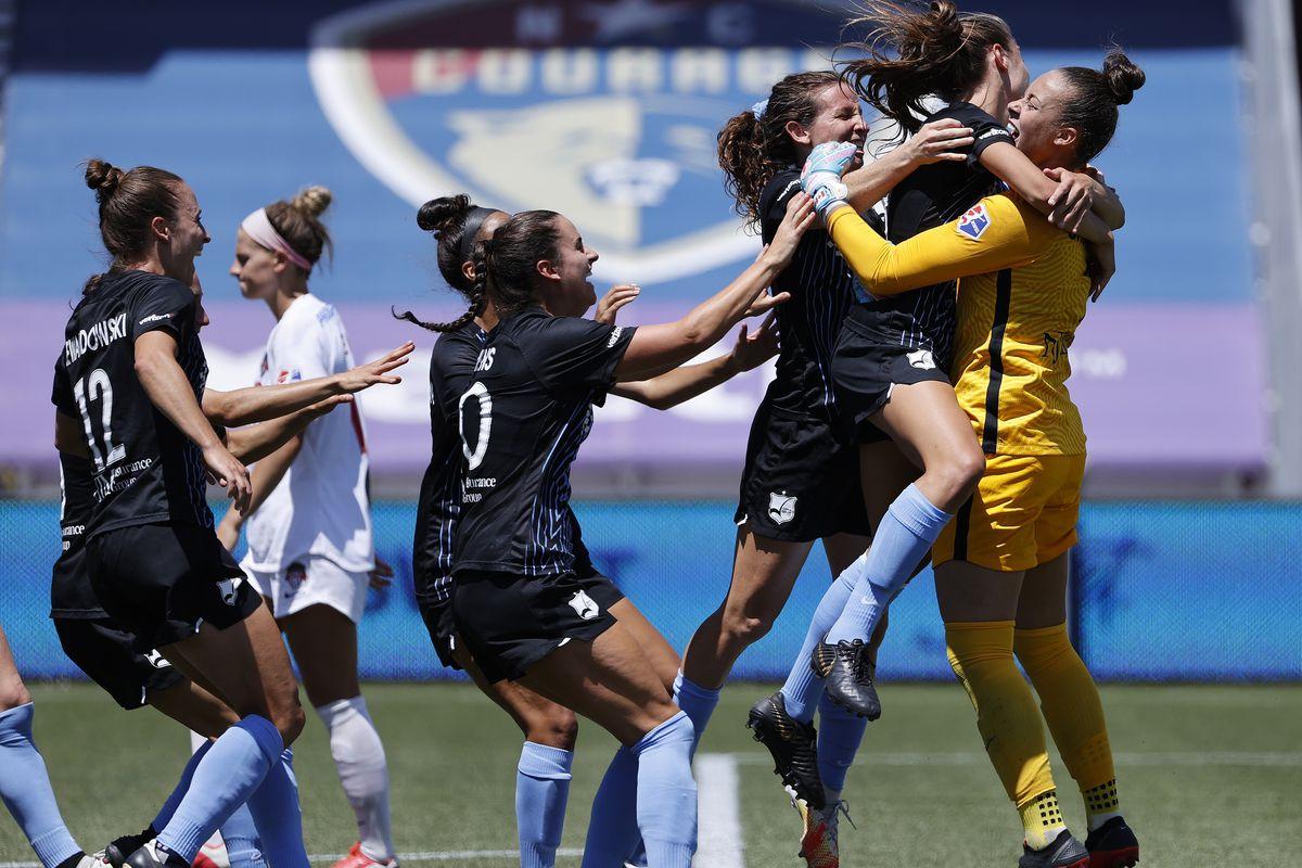 Soccer: NWSL Challenge Cup-Washington Spirit vs Sky Blue FC