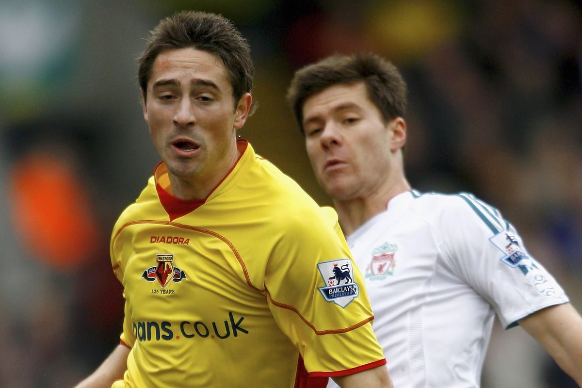 Liverpool haven't played Watford in a while, apparently.