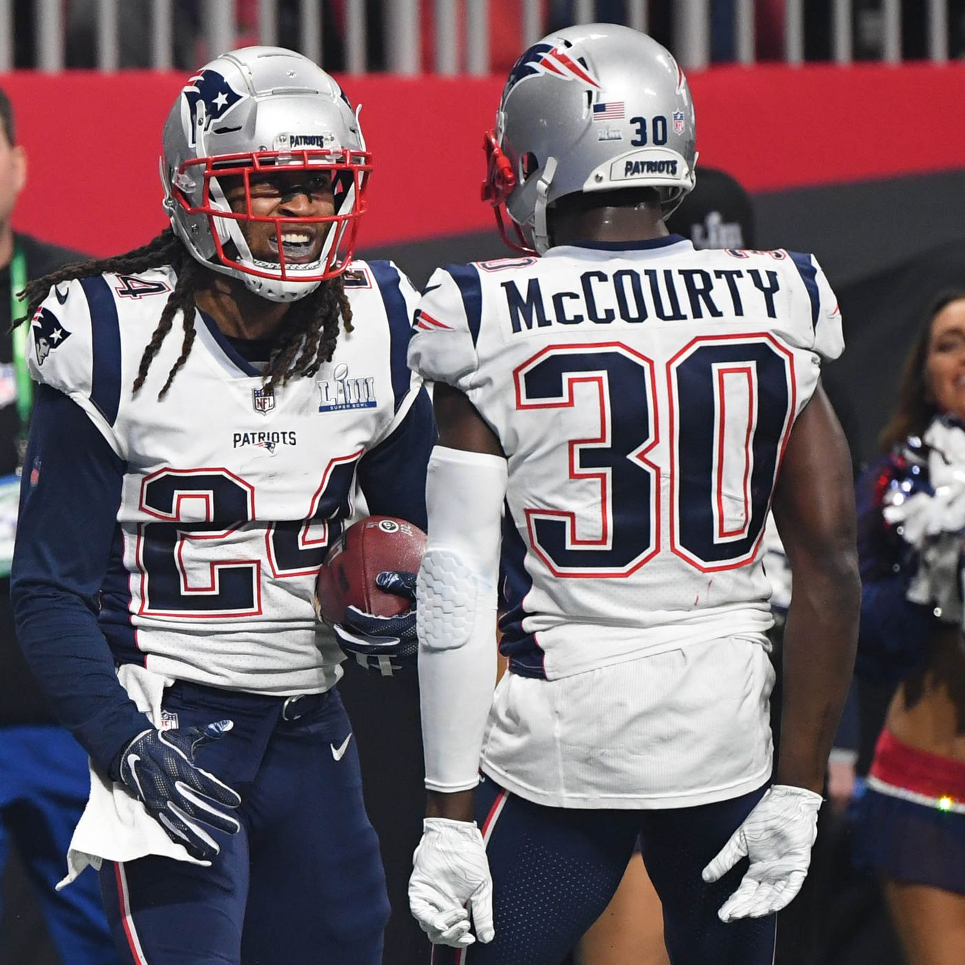 Patriots keep NFL's best secondary intact by re-signing Jason