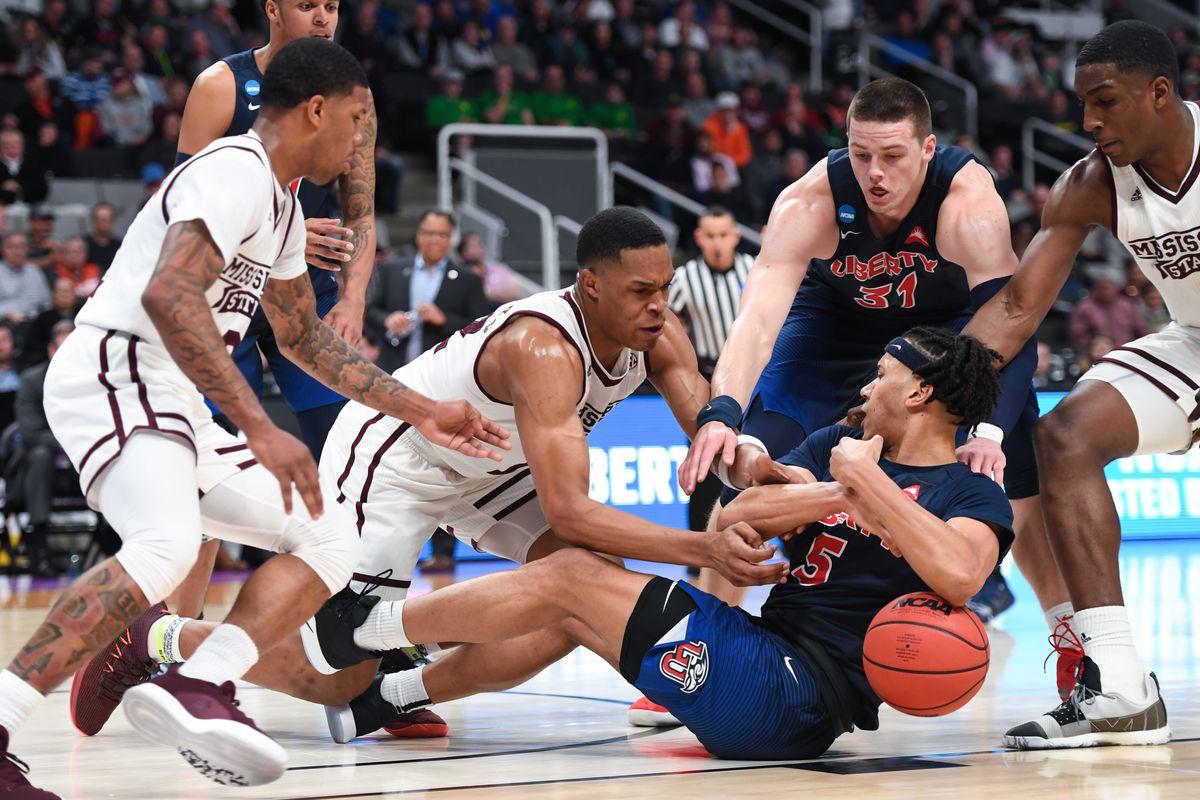 NCAA Basketball Tournament - First Round - San Jose