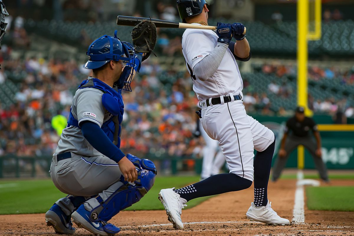 Detroit Tigers News: JaCoby Jones just wanted to play