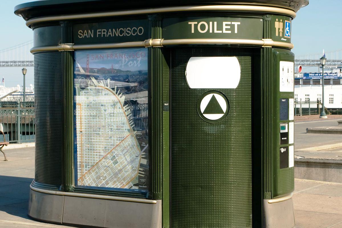 People Demand More Public Bathrooms In San Francisco Curbed SF - Public bathrooms nyc
