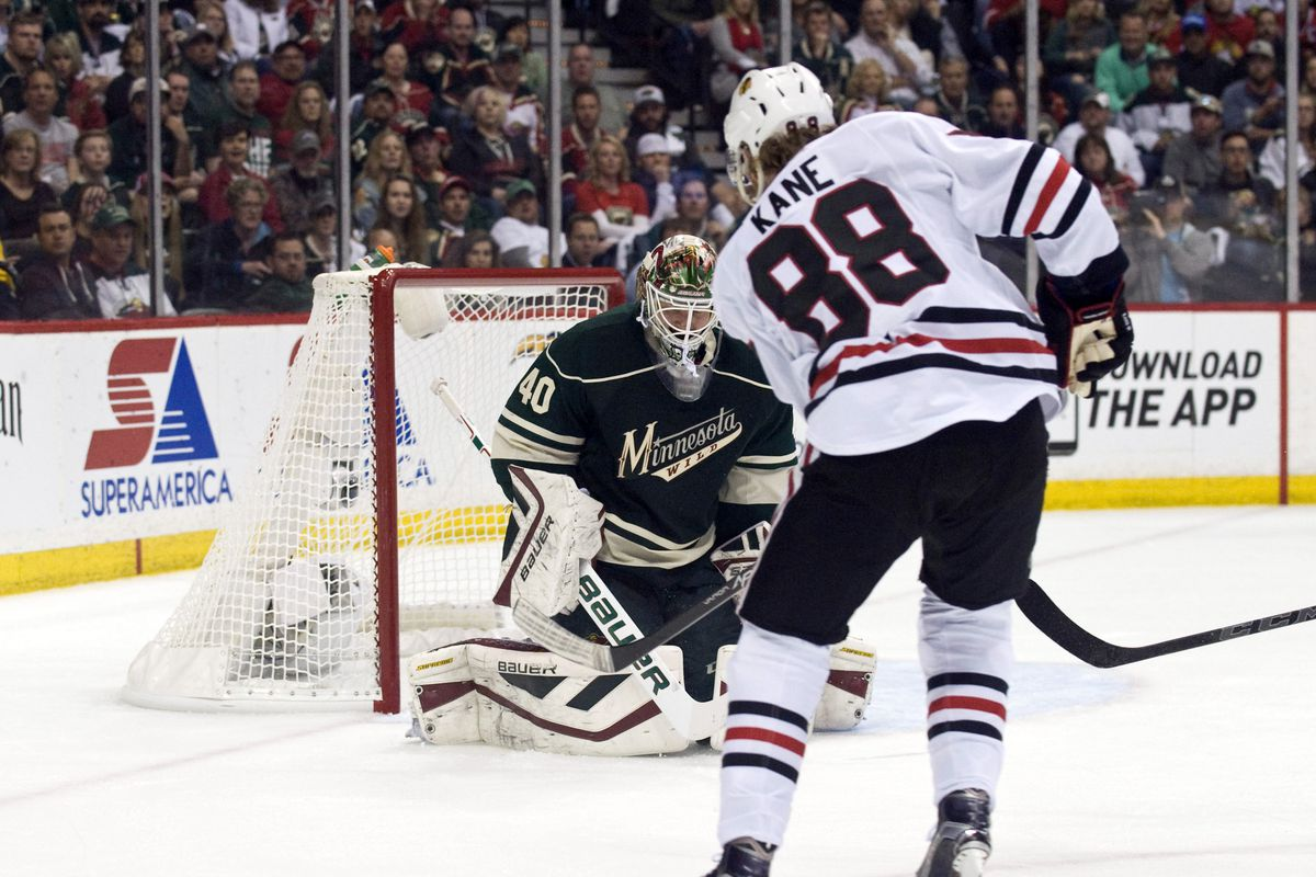 This is a superstar. Can the Wild get one of these?