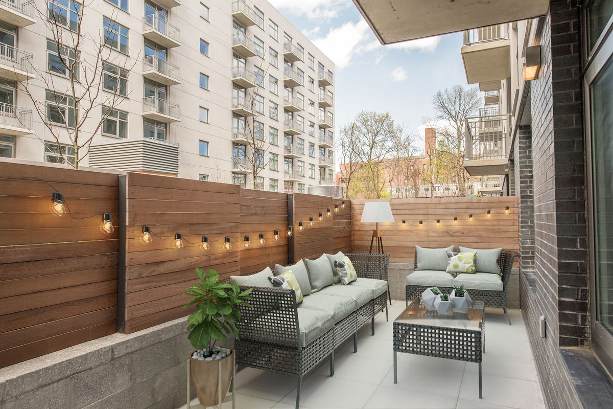 Best Rent Deals in NYC: Apartments with private outdoor ...