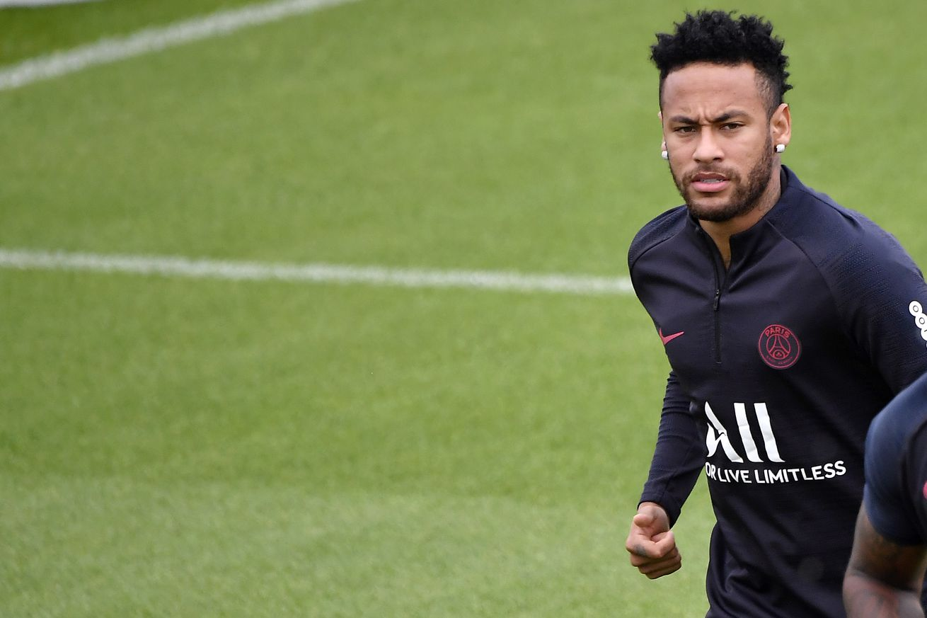 PSG must replace Neymar before selling, says Tuchel