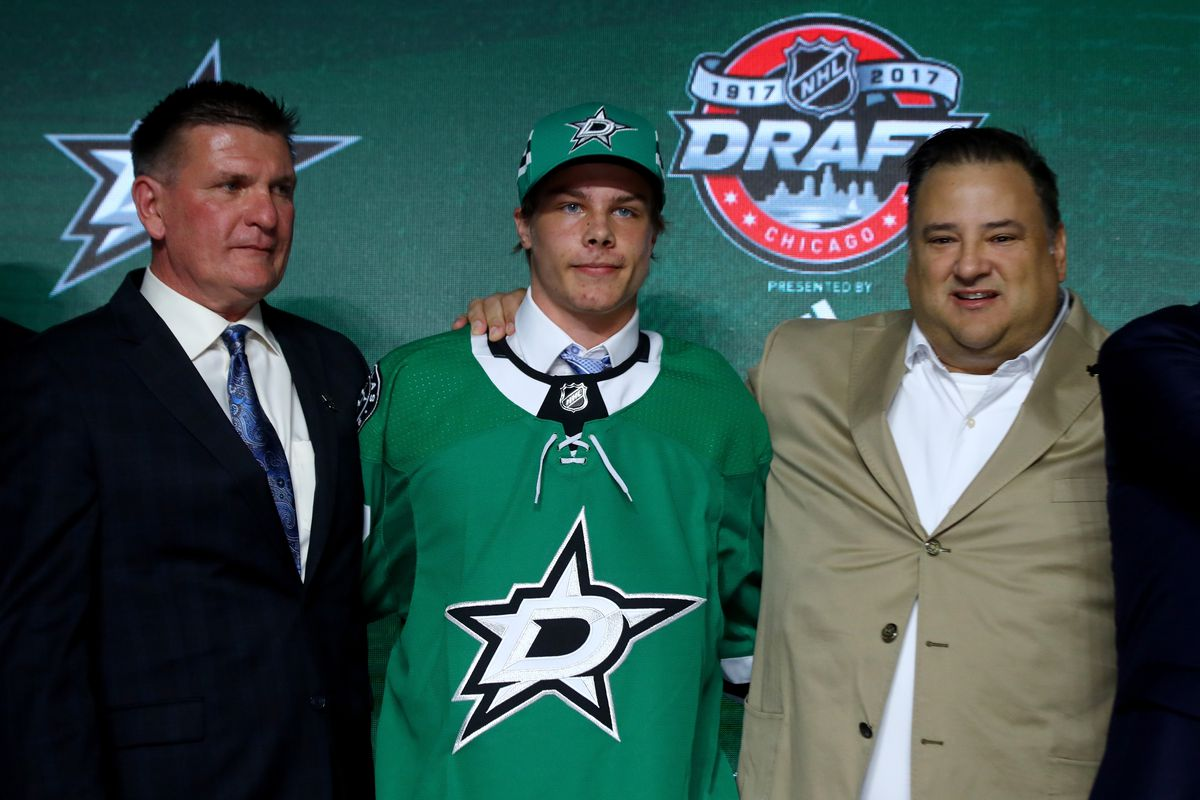 sale retailer b0e09 1a9d5 Dallas Stars Prospect Update: Miro Heiskanen returns to ...