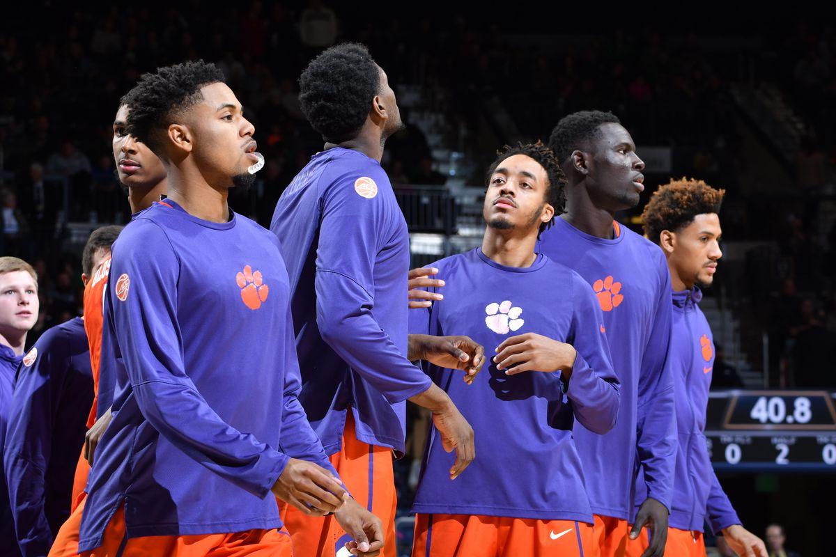 NCAA Basketball: Clemson at Notre Dame