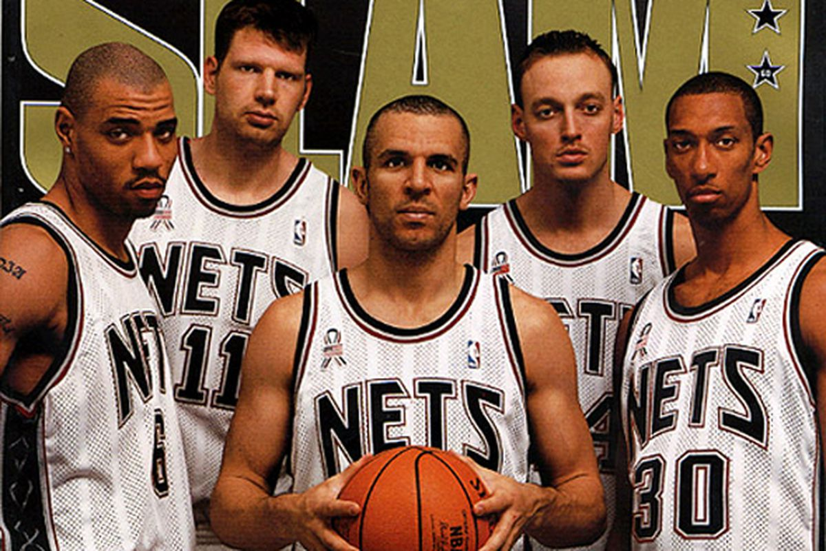 low priced 71be7 28d71 New Jersey Nets writers remember the dawn of Jason Kidd ...
