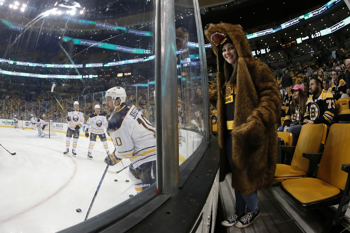 Fresh Links: Reversal of Fortune. Bruins host stone cold Sabres. Patrice Bergeron in, Brett Ritchie out. Brui…
