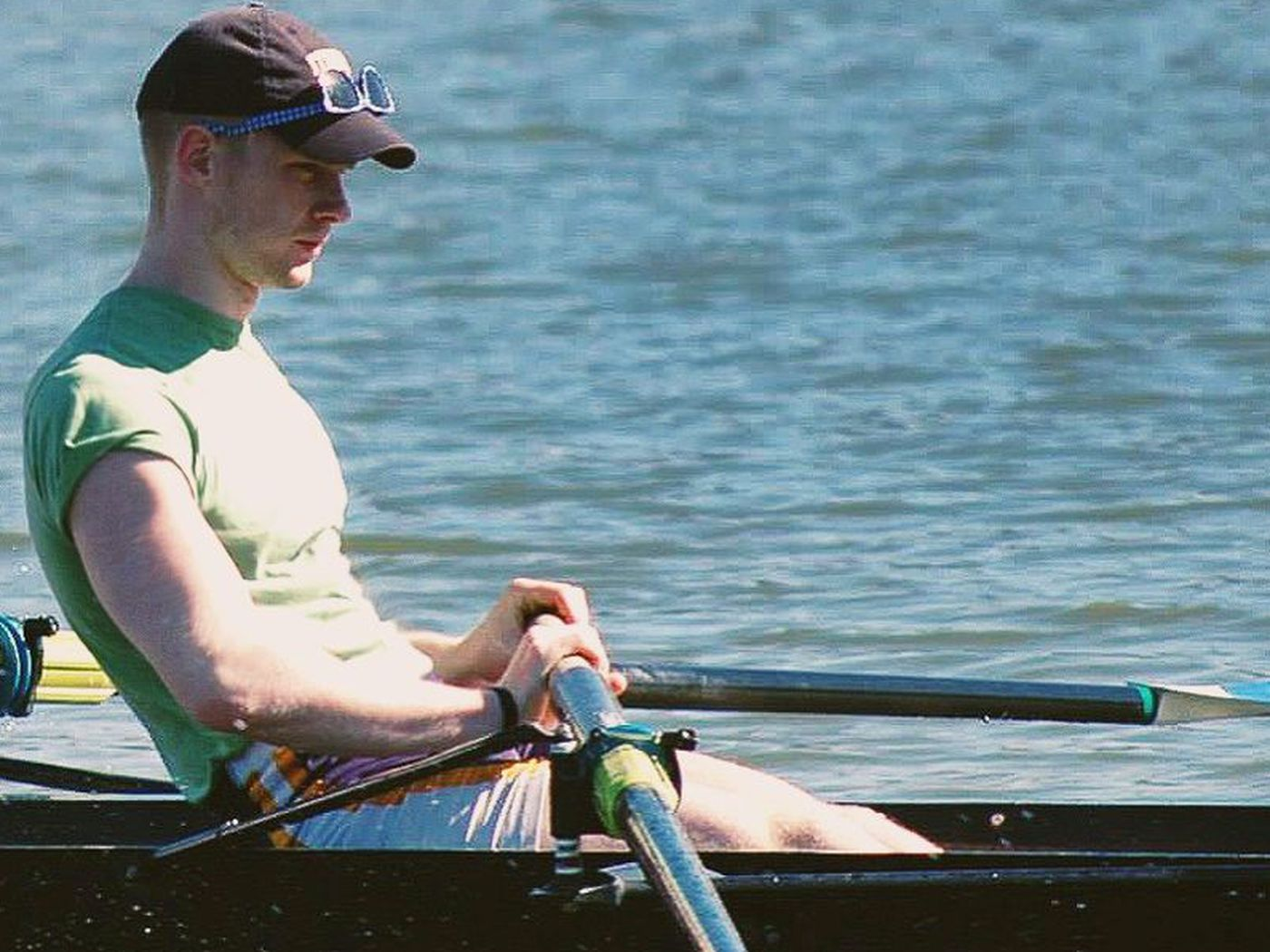 After being outed, college rower forges his own path - Outsports