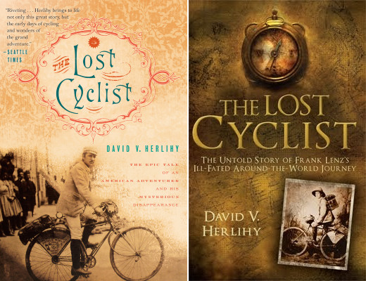 The Lost Cyclist, by David V Herlihy