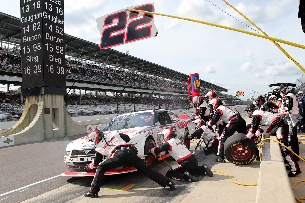 NASCAR XFINITY Series Lilly Diabetes 250